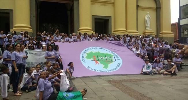 II Congresso Estadual da Mulher Catadora - SP